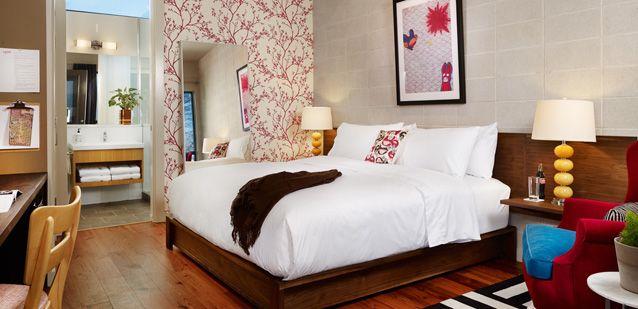 Heywood Hotel - a boutique hotel in Austin, Texas