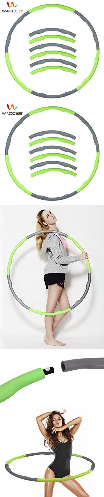 Hoop Yourself Slim With This Hula-Hoop Workout - Health