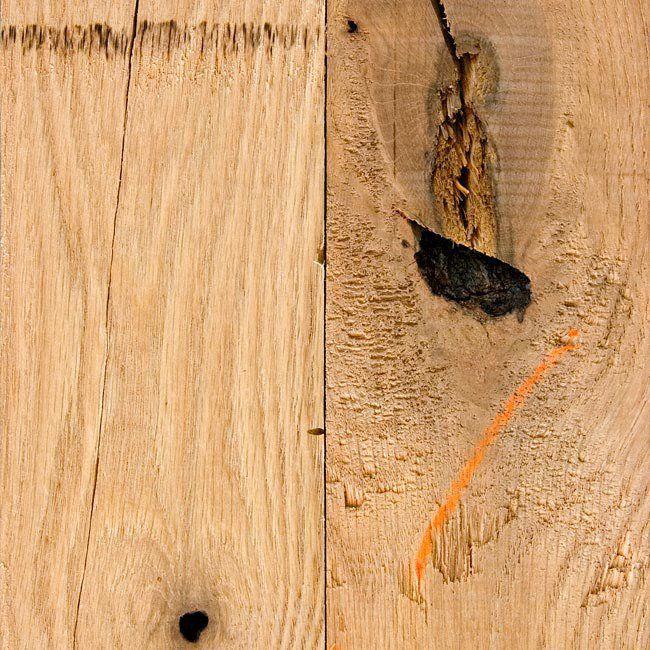 "really cheap floor option at around $1.50 sq/ft. 3/4"" x 5"" Oak Flooring - R.L. Colston   Lumber Liquidators"