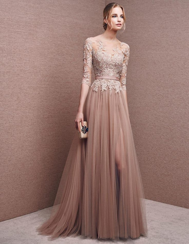 Formal Evening Dresses for Weddings