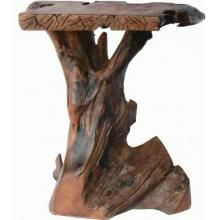 Groovy Stuff Wood 4 Person Bar Table