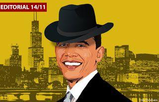 En Arxikos Politis: Μπαράκ Ομπάμα: Ο θείος από το Σικάγο