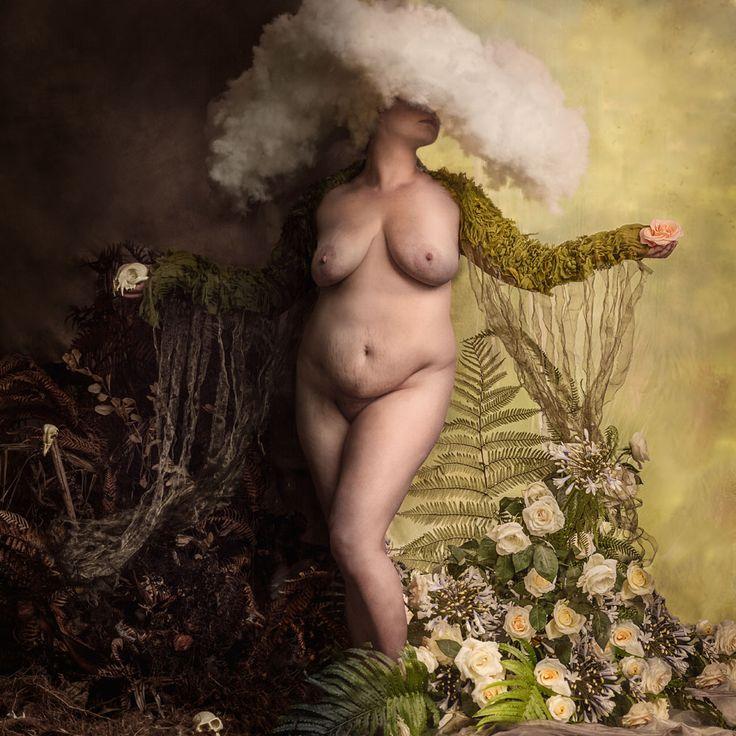 Papatuanuku By Mandi Lynn  New Zealand Creative Photographer of the Year 2017