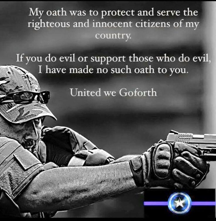 Image result for the crimefighter's oath