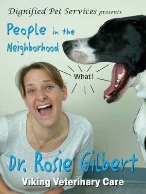 Meet Dr. Rosie Gilbert of Viking Veterinary Care