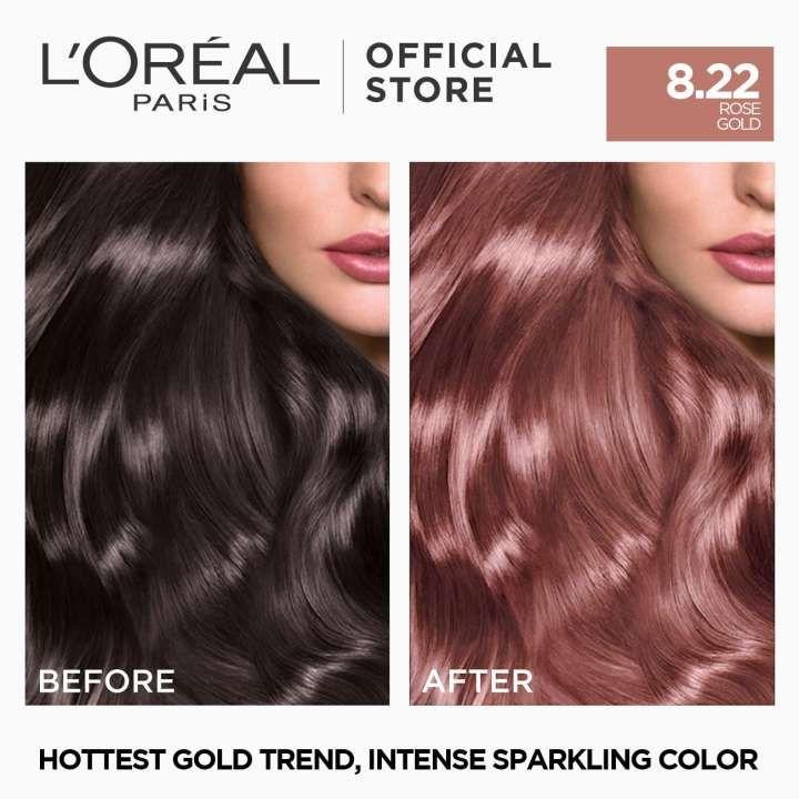 17+ Loreal hair color rose brown inspirations