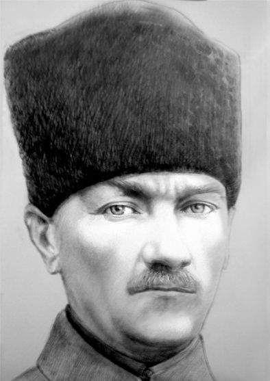 Portfolyo Atatürk Portre
