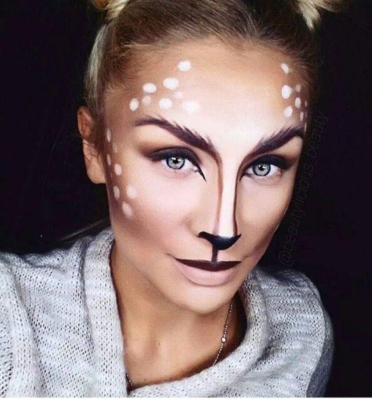 Nikki - The Lion Make-up