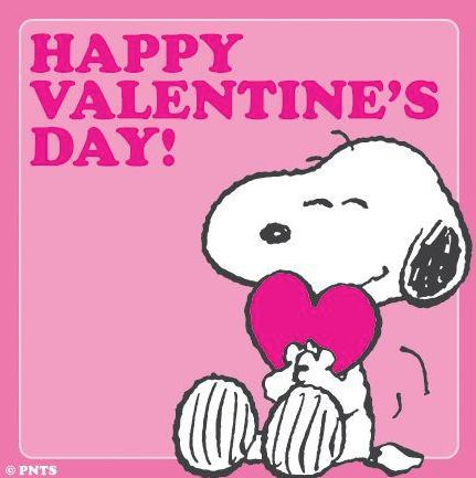 Image result for snoopy valentine's day