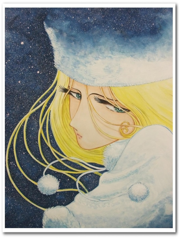 Maetel, Galaxy Express 999