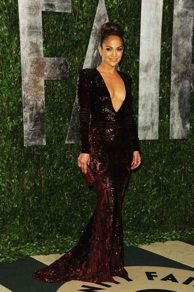 The 20 Most Revealing Oscar Dresses Ever Academy Award