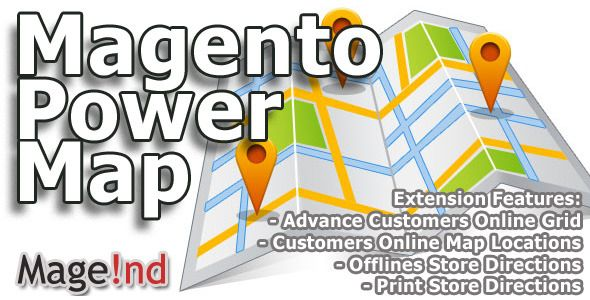 Magento Power Map (Magento Extensions)