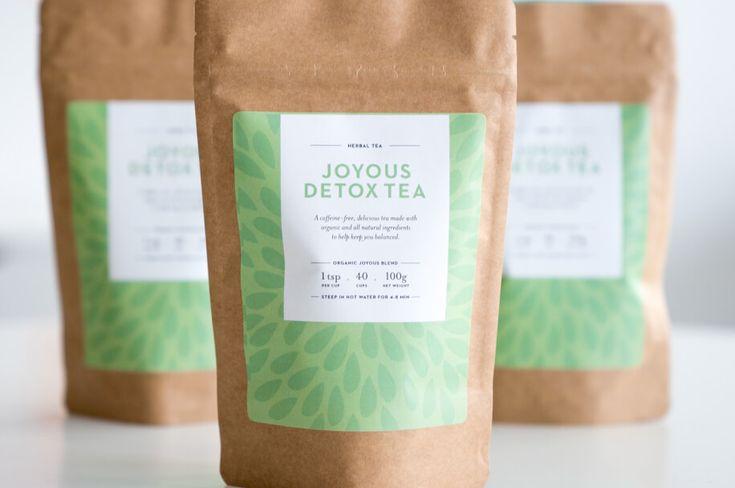 Joyous Detox Tea