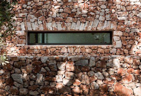 Casa nel bosco di ulivi, Morciano di Leuca, 2011 - Luca Zanaroli architetto