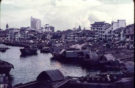 Pasar Apung Singapura dan migran Batam di Tahun 1965