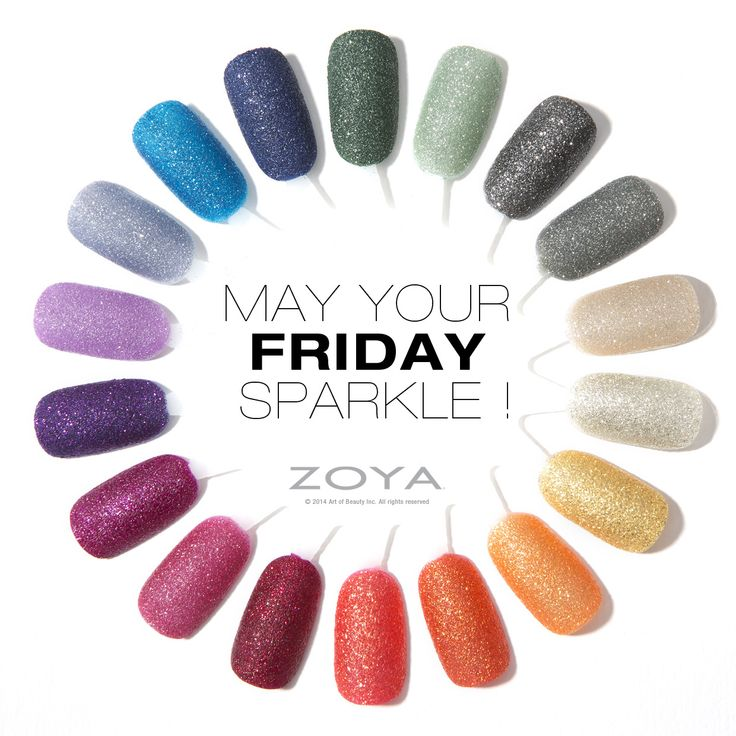 ZOYA PIXIEDUST! I want all of these colors. Love the textured nail polishes.