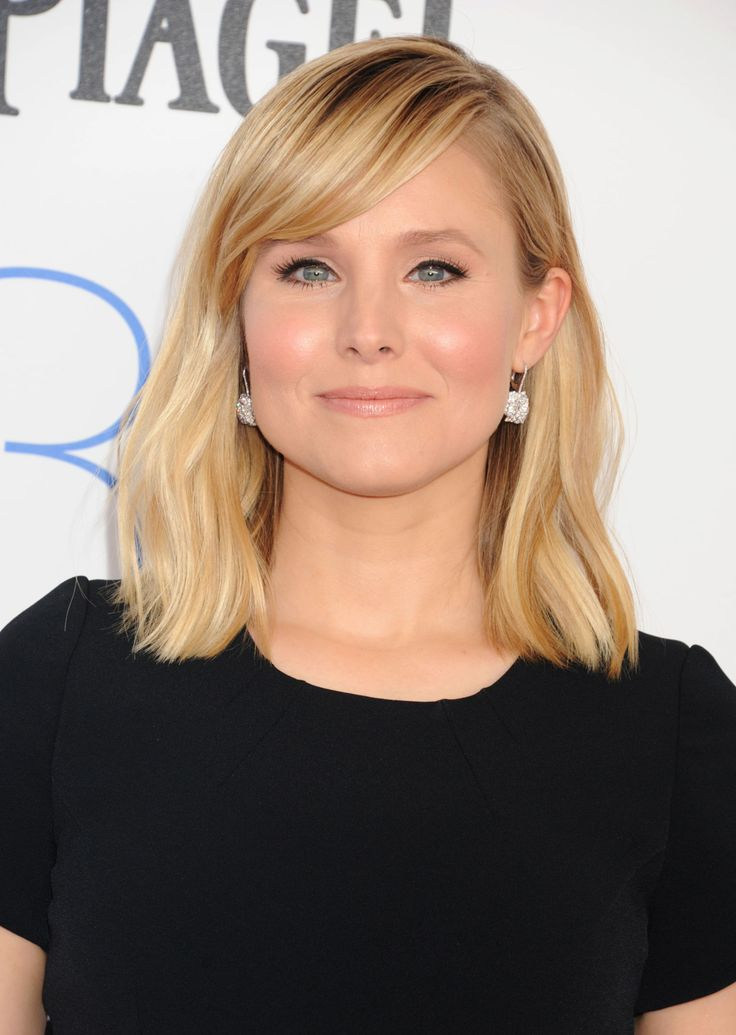This is great! - Kristen Bell Skips Morning Face Wash, Hates Cardio