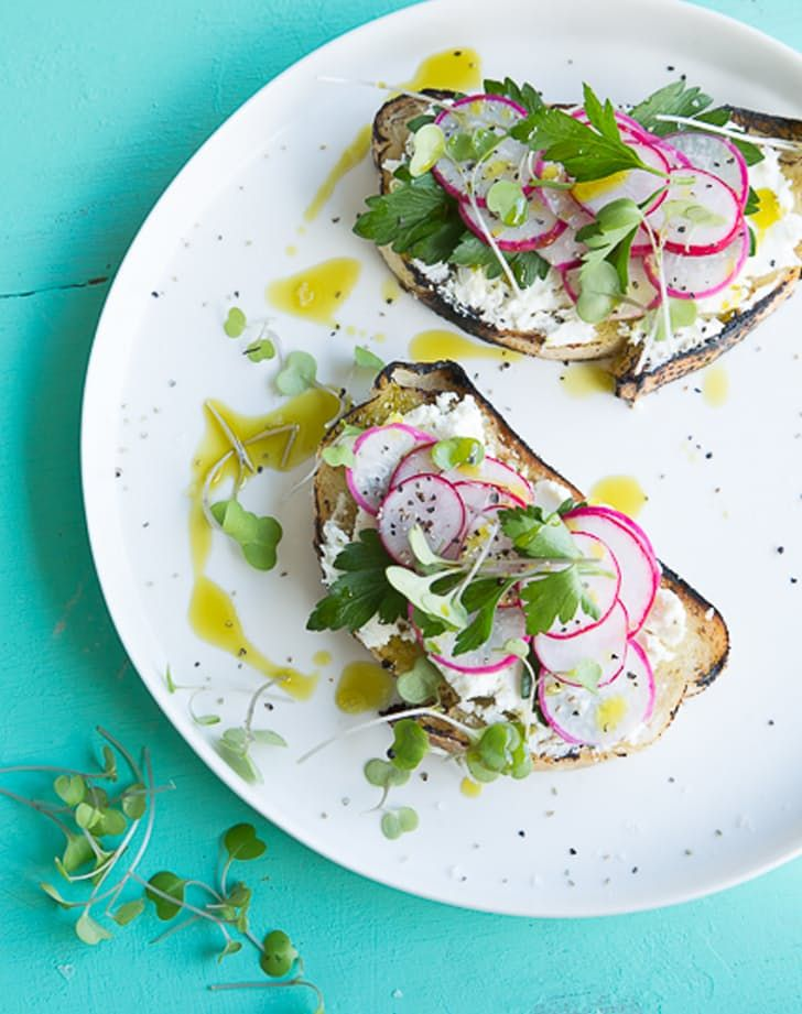 15 Open-Faced Sandwich Recipes to Try - PureWow