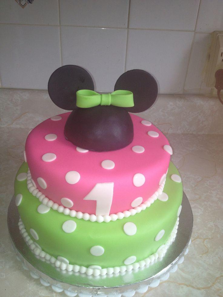 Mini Cakes Pinterest