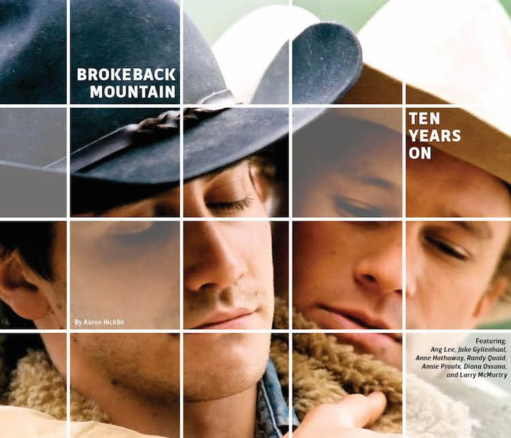 Brokeback Mountain: 10 Years On an Oral History
