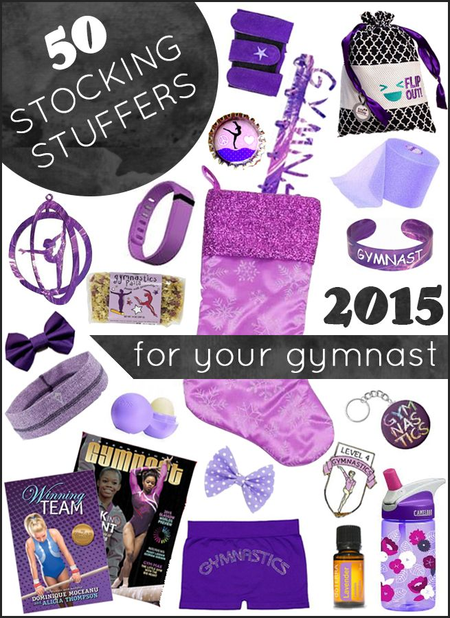 Gymnastics Gifts | Gifts for Gymnasts | Stocking Stuffers
