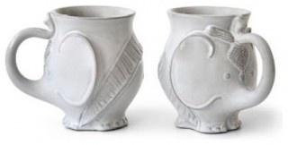 elephant mugs: Free Ships, Idea, Stuff, Things, Jonathan Adler, Adler Elephants, Utopia Elephants, Adler Utopia, Mugs
