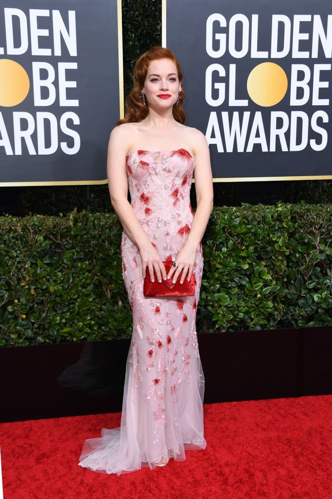 Jane Levy at the 2020 Golden Globes | Golden globes red carpet, Red carpet  fashion, Red carpet fashion gorgeous gowns
