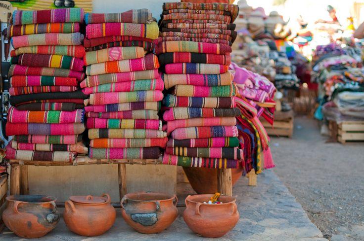 Textiles - Purmamarca, Jujuy