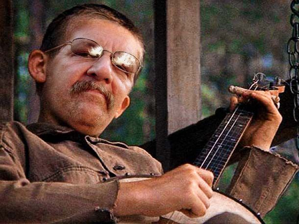 "Most people dont know that I was the first choice for the banjo boy in the 1972 movie Deliverance, they then gave to part to  Billy Redden because I didnt look ""inbred enough"" for the role... They offered me another part in the film but I don't squeal like a pig for no man..."