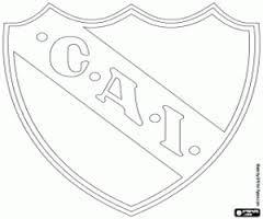 Resultado de imagen para escudo de independiente