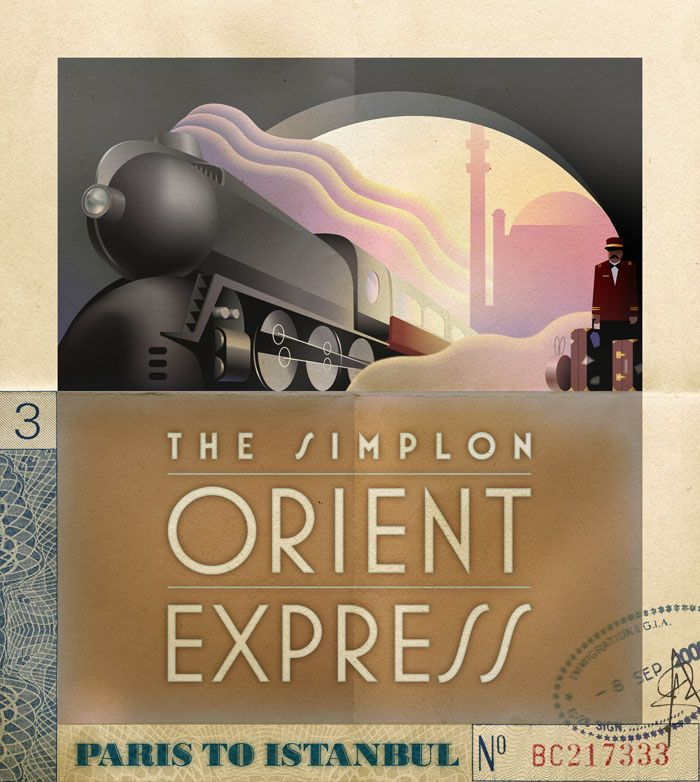 78 best images about orient express on pinterest oriental venice and poster. Black Bedroom Furniture Sets. Home Design Ideas