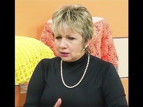 Blusa Natália em tricô com Vitória Quintal | Vitrine do Artesanato na TV