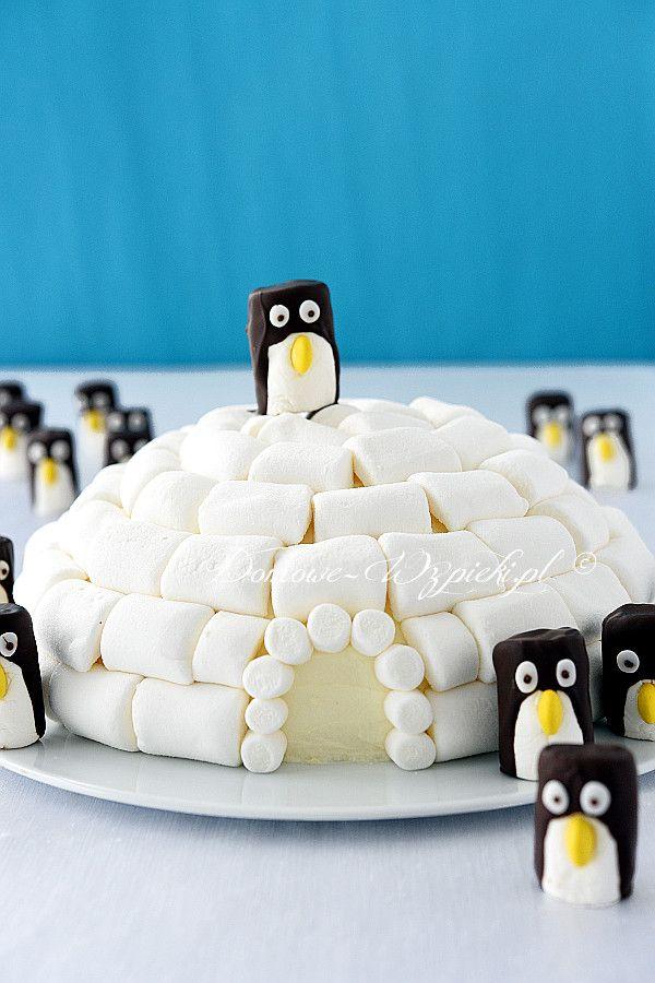 Tort igloo