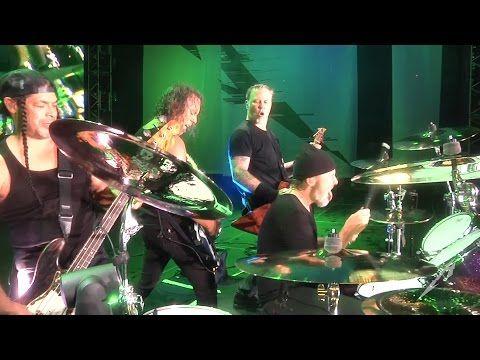 Metallica: Master of Puppets (MetOnTour - Guatemala City, Guatemala - 2016)