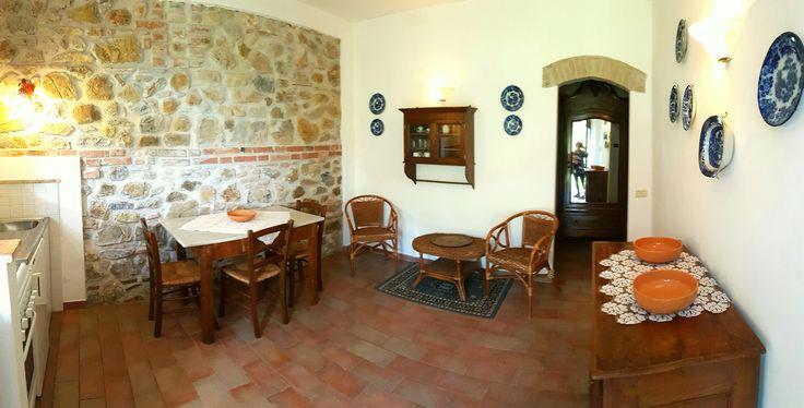 Angela apartment #agriturismolavalentina #interiors #home #tuscanystyle