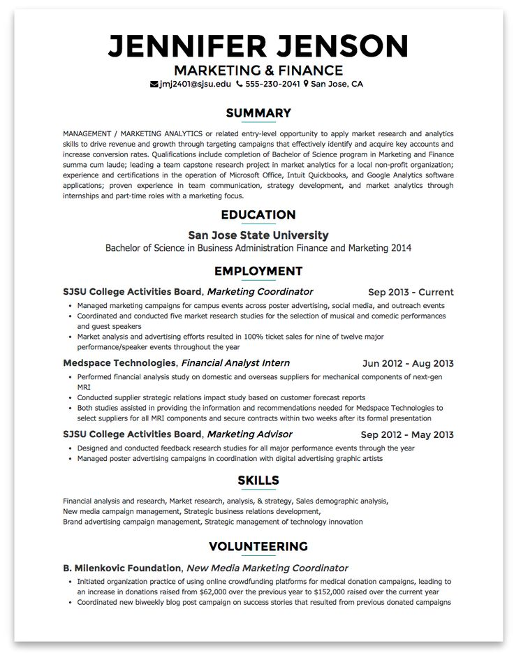 Tahoe Theme - March 2015 - #resume