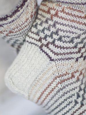 Miehen ruotosukat Novita 7 Veljestä   Novita knits