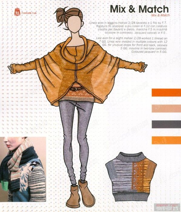 Knit Wool Was A Project Developed In Knit Design Subject