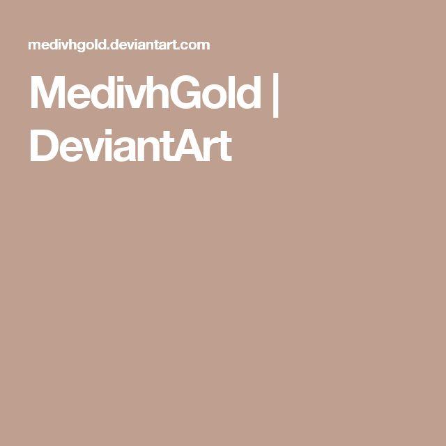 MedivhGold | DeviantArt