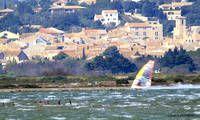 La Palme Speed Challenge 2017 COURSE DE VITESSE PLANCHE A VOILE ET KITE SURF
