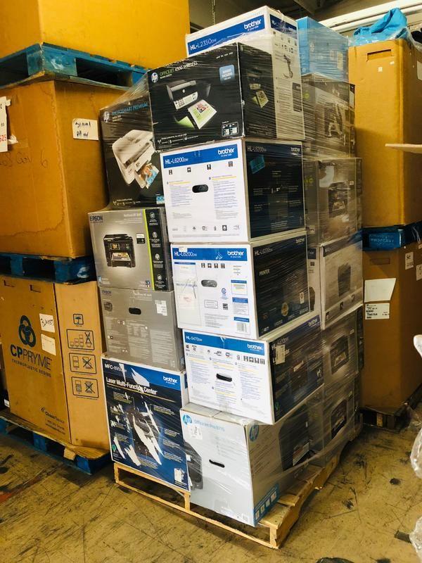 123 Liquidation Has Emerged To Be A Leading Destination For Wholesale Liquidation Pallets Helping Bulk Buyers S Wholesale Merchandise Pallets For Sale Pallet