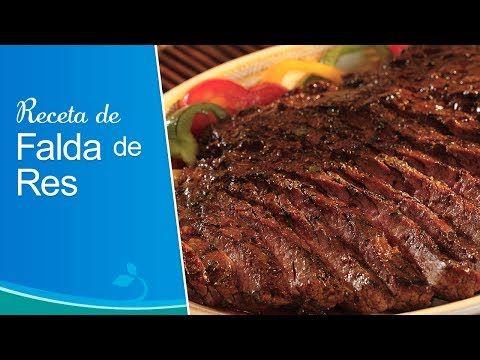 Receta de Falda de Res - Nestlé® - YouTube