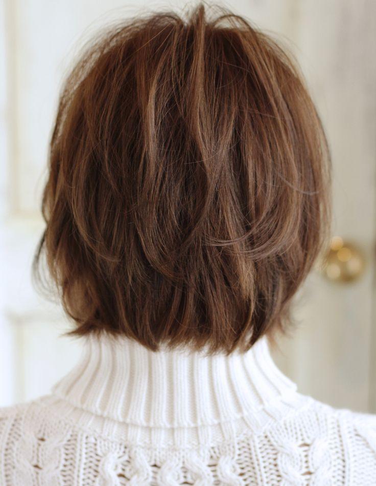 ふんわりショート(SG-74) | ヘアカタログ・髪型・ヘアスタイル|AFLOAT(アフロート)表参道・銀座・名古屋の美容室・美容院