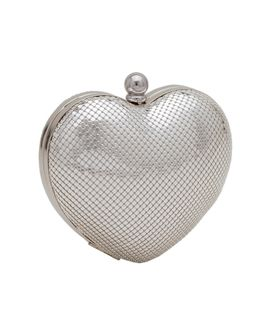 PrettyCoolBags charity heart minaudiere whiting and davis