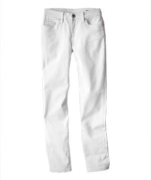 white jeans: Body Type, Fashion, Beauty Tips, White Jeans Plus, Jeans Tips If, Style, Clothing, Wear White, Made For You Pair