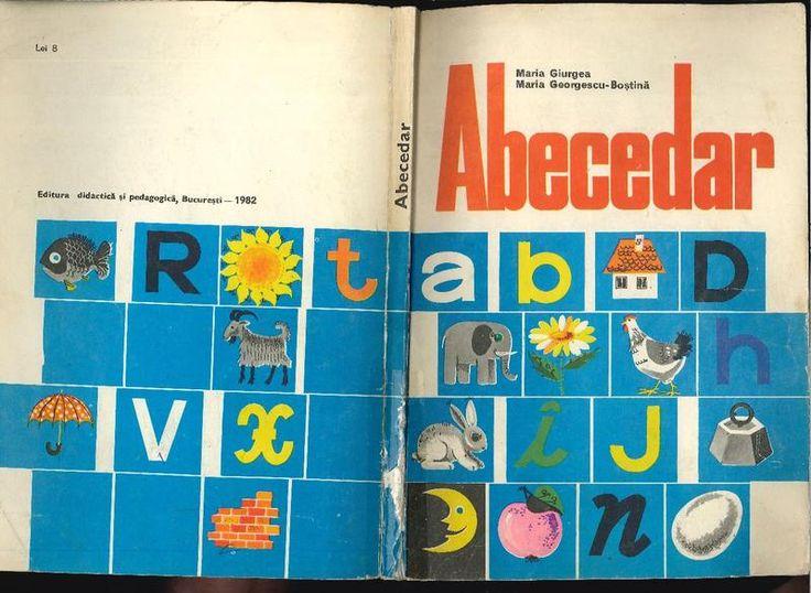 Abecedar, a I-a 1982