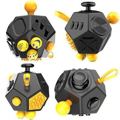 Fidget Cubes  #FidgetCubes  #Cubes  #Stress  #Anxiety  #Toys  #Kamisco