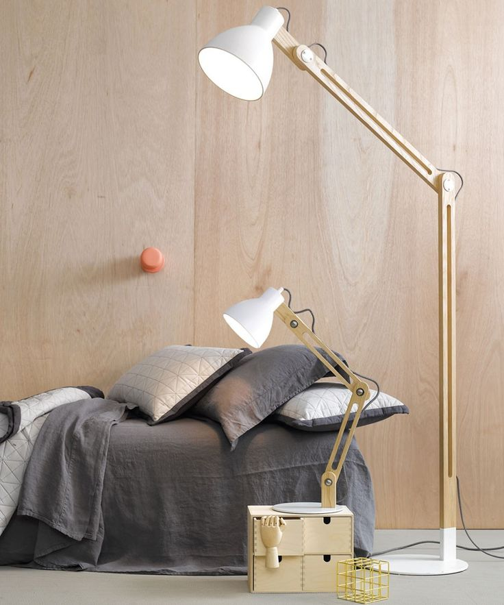 30 best elsie living areas images on pinterest beacon lighting beacon lighting meyer modern 1 light adjustable wooden floor lamp in ash with white metal aloadofball Image collections