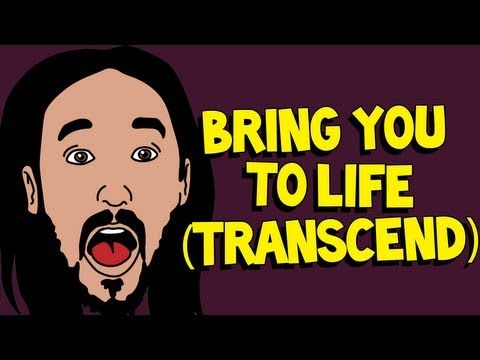 Steve Aoki - Bring You To Life (Transcend) Lyrics ...