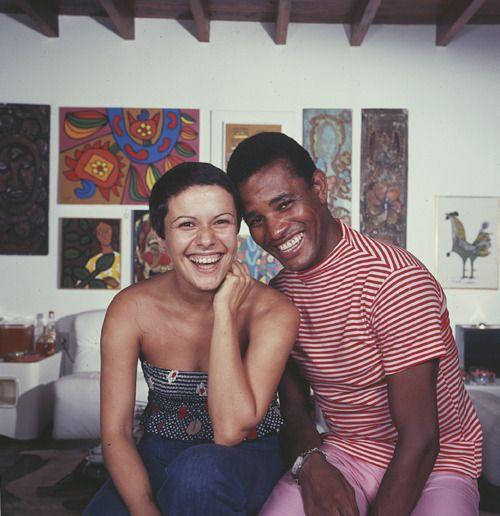 Elis Regina e Jair Rodrigues.